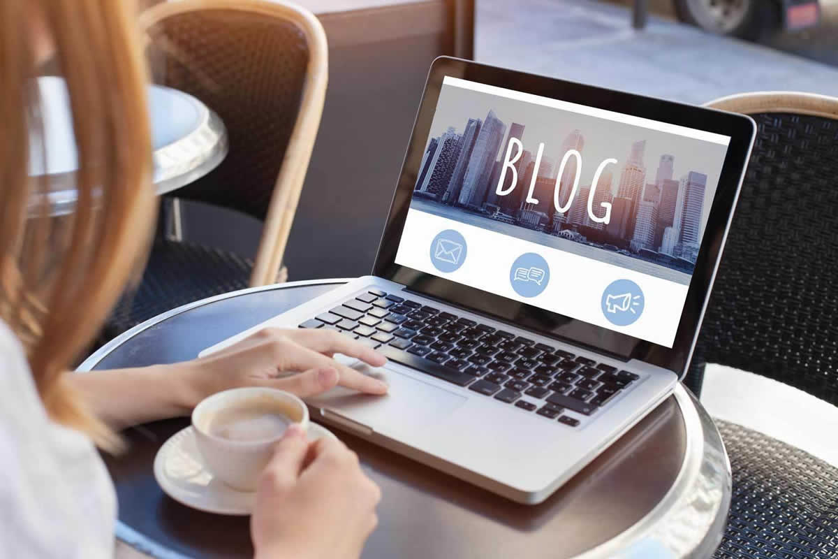 Five Reasons to Add a Blog to Your Business Website