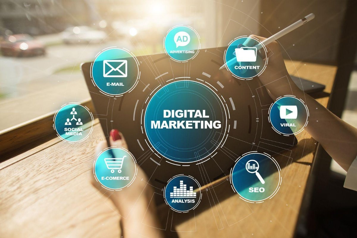 Five Benefits of Digital Marketing