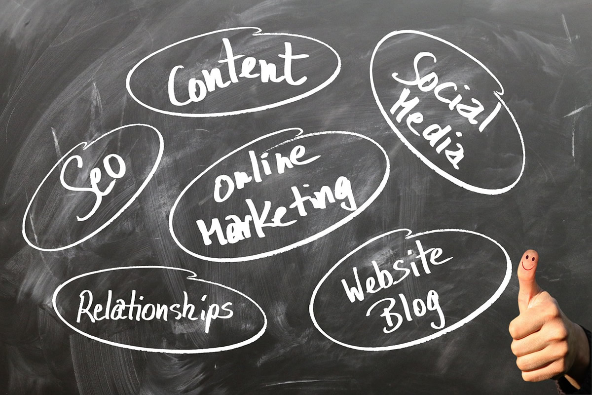 4 Effective Ways To Boost Web Marketing